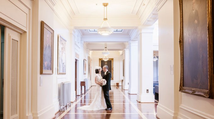 Old Parliament House | Wedding Venue | Canberra Wedding Photography