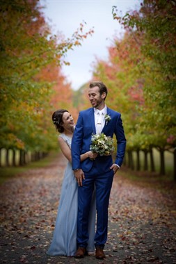 Bluebell Imaging | Wedding Photography | Autumn Wedding