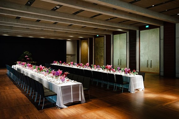 National Gallery of Australia | Wedding Venue | Wedding Reception