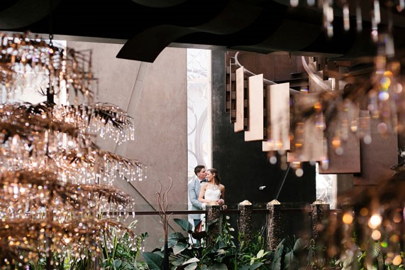 Cloudland | Wedding Venue | Bride And Groom