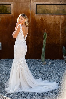 A Bride's Blessing | Wedding Gown | Hannah Jack Sullivan Bridal