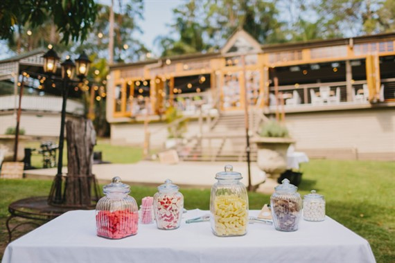 Ecostudio Fellini | Wedding Venue | Lolly Bar
