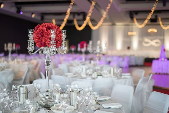 Adelaide Convention Centre | Wedding Venue | Reception Styling