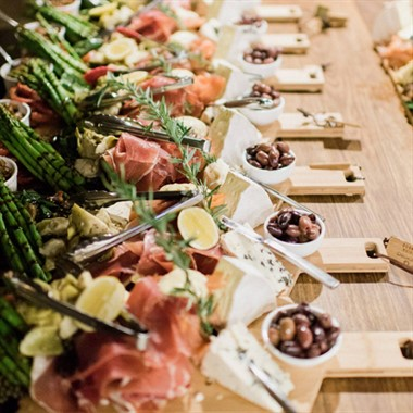 PB Catering | Wedding Catering | Antipasto