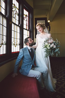 The Carrington Hotel | Wedding Venue | Bride & Groom