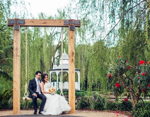Ballara Receptions | Wedding Venue | English Garden