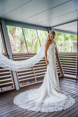 Angourie Rainforest Resort | Wedding Venue | Wedding Gown