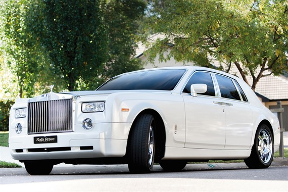 Rolls Royce Hire Sydney | Wedding Transport | Rolls Royce Phantom Hire