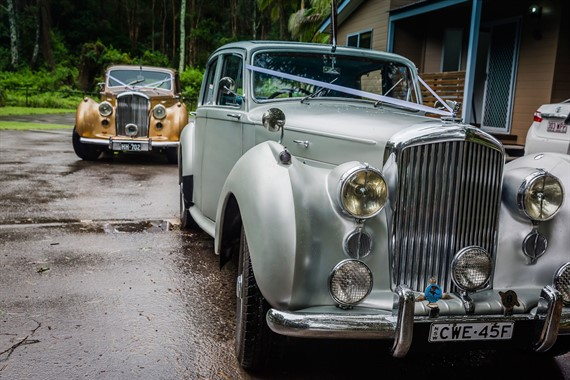 Angourie Rainforest Resort | Wedding Venue | Wedding Cars