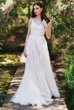 A Bride's Blessing | Wedding Gown | Gigi by BellaDonna