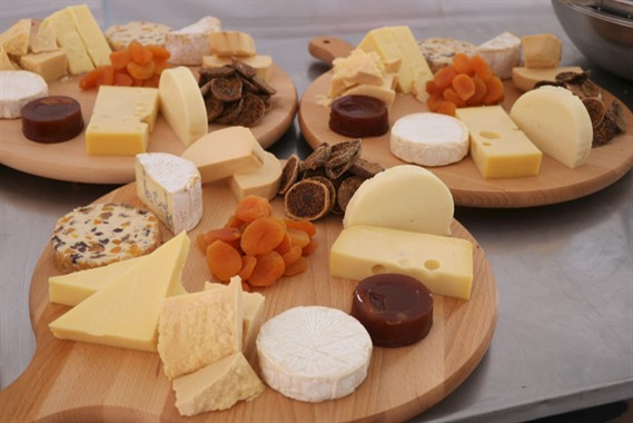 Mediterranean Excellence | Catering | Cheese Platters