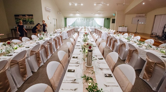 Angourie Rainforest Resort | Wedding Venue | Formal Wedding Reception