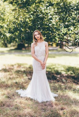A Bride's Blessing | Wedding Gown | Zara by BellaDonna