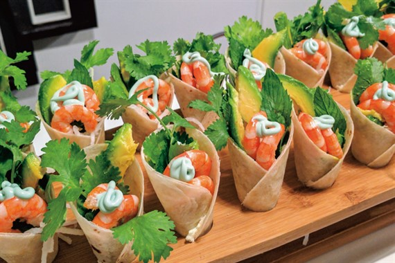 Food By Wayne | Catering | Finger Food