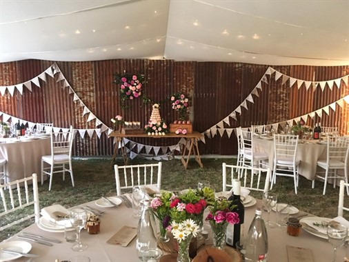 Domayn Events | Event Hire | Country Wedding Styling