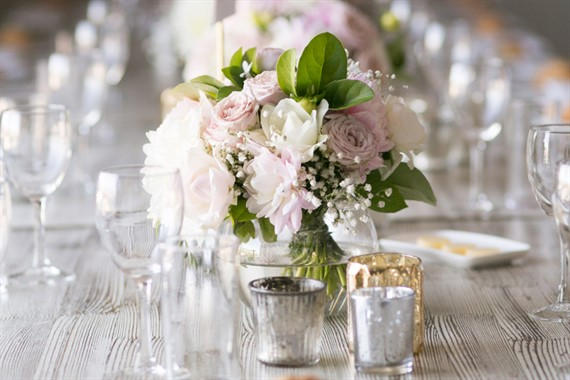 Katie Bloom Flowers | Florist | Wedding Reception Flowers