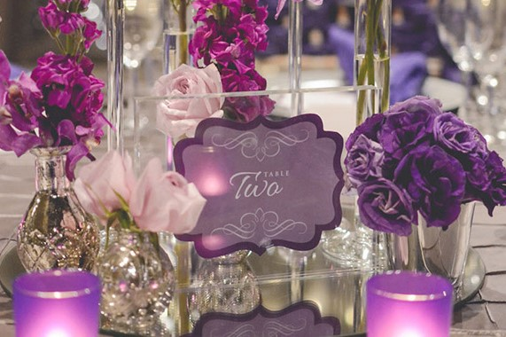 Enchanted Emporium | Wedding Styling | Reception Styling