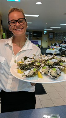Food By Wayne | Catering | Oysters