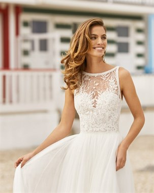 Annabel's Bridal Studio | Bridal Fashion | Off-the-shoulder Wedding Gown