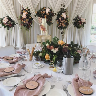 Silvestri's Of Clarendon | Wedding Venue | Wedding Styling