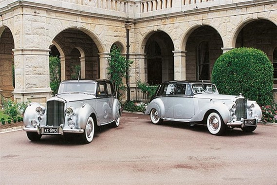 Silver Cloud Wedding Cars | Wedding Transport | Wedding Cars Sydney