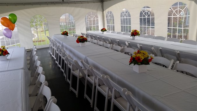 Campbelltown Chair and Party Hire | Event Hire | Marquee
