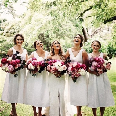Flowers on the Mill | Florist | Bridesmaids