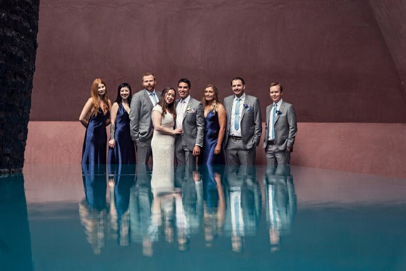 Esh Photography | Wedding Photography | Bridal Party