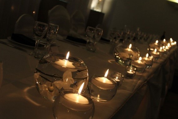 Southern Style Events | Event Hire | Wedding Candles