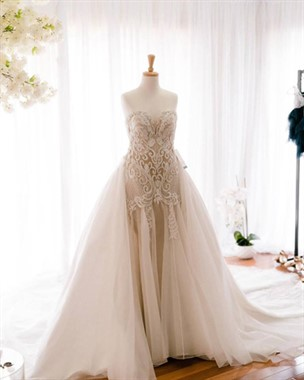 Bizzaro Bridal Couture | Bridal Fashion | Couture Wedding Gown Sydney