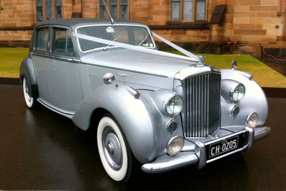 Silver Cloud Wedding Cars | Wedding Transport | Classic Car
