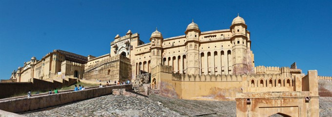 Incredible India | Honeymoon | Amber Fort Rajasthan