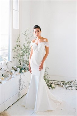 Emerald Bridal | Bridal Fashion | White Wedding Gown