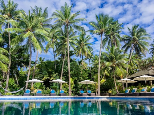 Yasawa Island Resort and Spa | Honeymoon Destination | Poolside