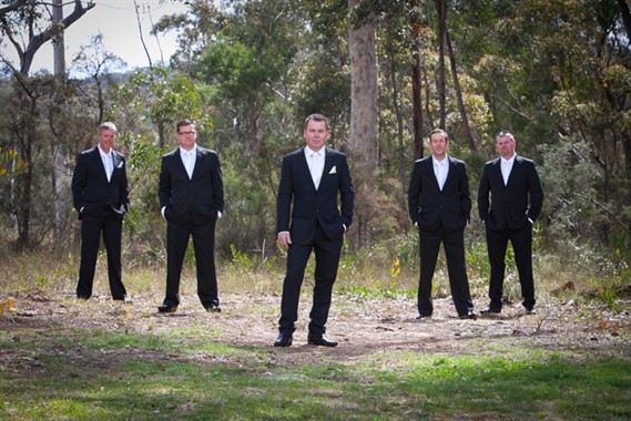 Rustic Charm Wedding & Portrait Photography | Wedding Photography | Bridal Party