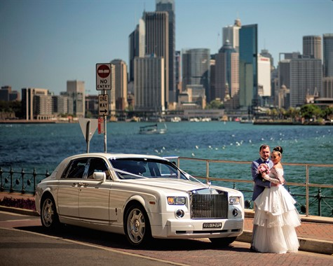 Rolls Royce Hire Sydney | Wedding Transport | Rolls Royce Hire
