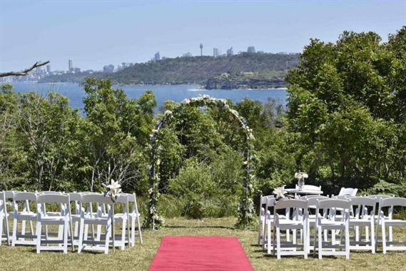 Q Station Manly | Wedding Venue | Manly Wedding Ceremony