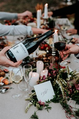 Dryridge Estate | Wedding Venue | Red Wine