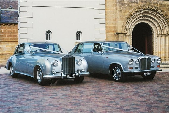 Silver Cloud Wedding Cars | Wedding Transport | Classic Wedding Cars Sydney