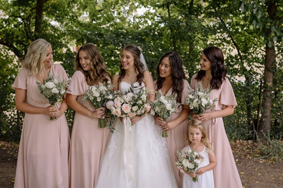 Keepsakephoto by the Keeffes | Wedding Photography | Bridal Party