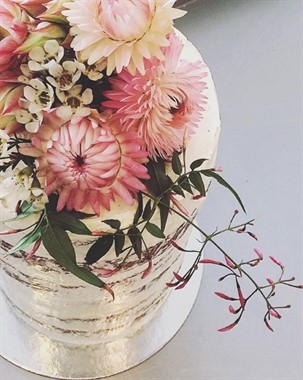 Katie Bloom Flowers | Florist | Wedding Cake