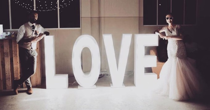 Love Letters CBR | Event Hire | Love Letters