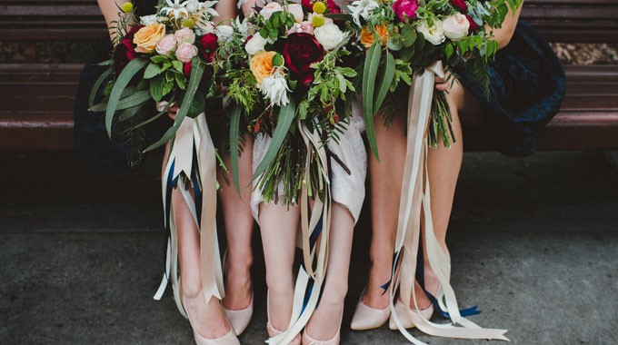 Lauren Campbell | Wedding Photographer | Wedding Bouquets