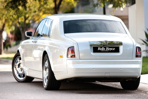 Rolls Royce Hire Sydney | Wedding Transport | Car Hire Sydney