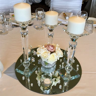 Southern Style Events | Event Hire | Wedding Table Centrepieces