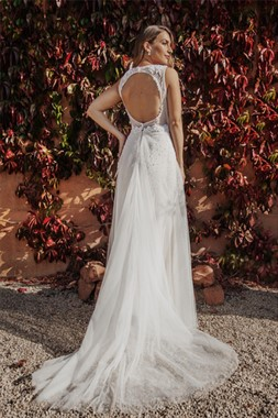 Corston Couture | Bridal Fashion | Backless Wedding Dress