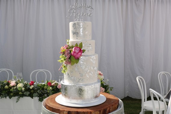 Mediterranean Excellence | Catering | Wedding Cake