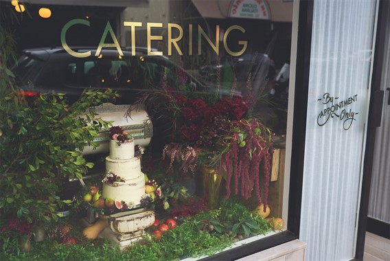Butchers Daughter | Catering | Wedding Venue