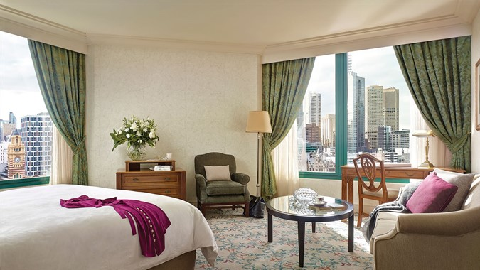The Langham Hotel, Melbourne | Wedding Venue | Accommodation
