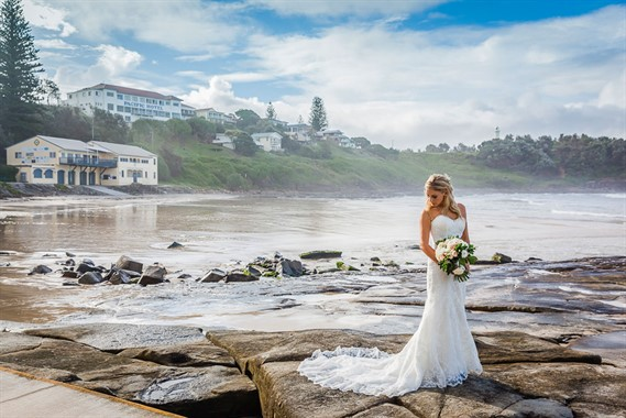 Angourie Rainforest Resort | Wedding Venue | Beach Wedding Photography